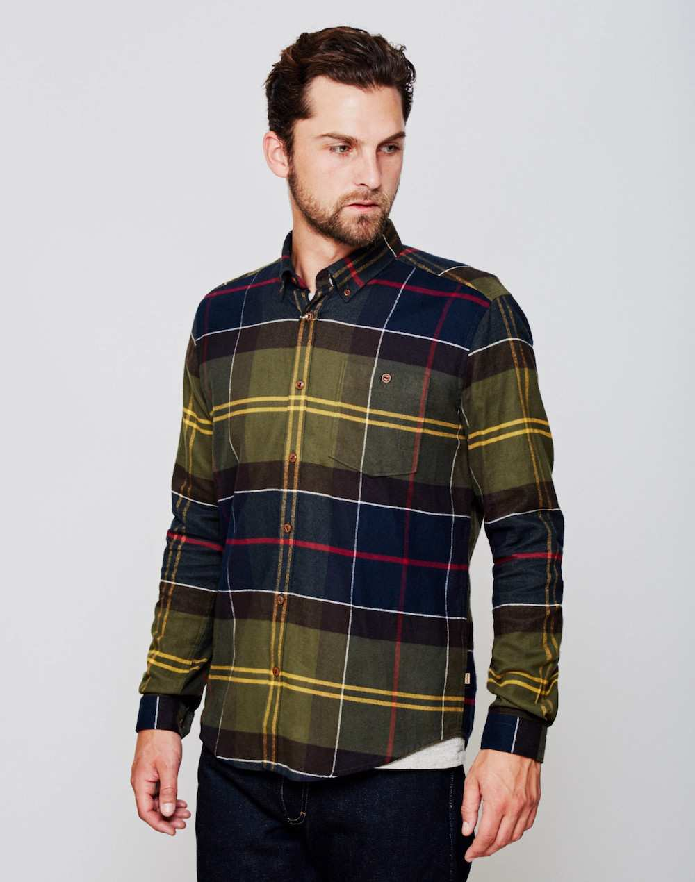 barbour-johnny-check-shirt-tartan