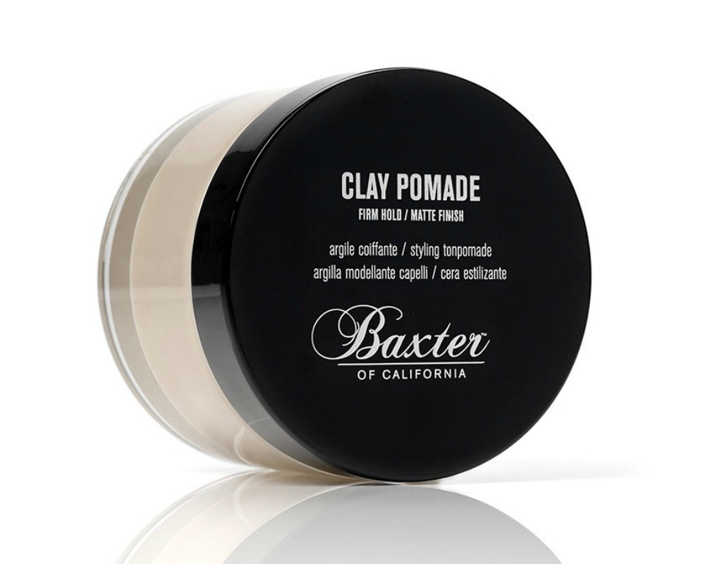 baxter of california mens hair pomade clay small men