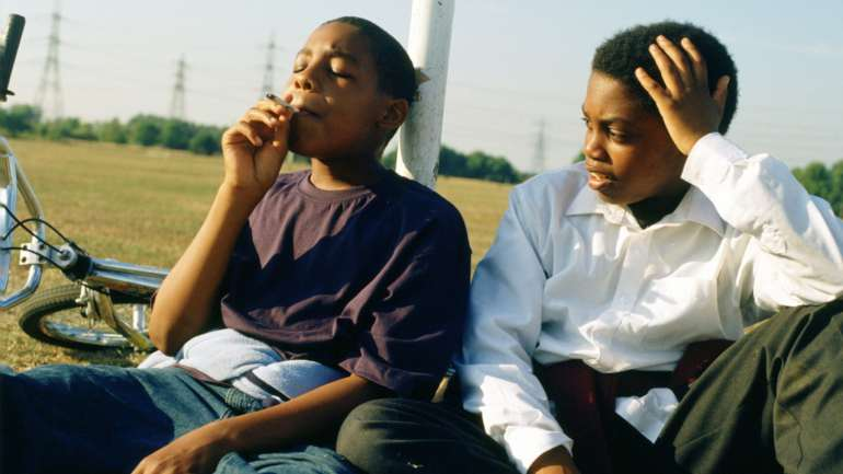 Bullet Boy Film Young Characters Smoke