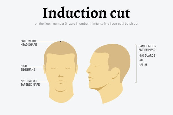 Buzzcut How to