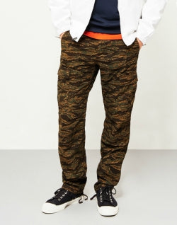 CARHARTT WIP Aviation Pant Columbia Ripstop Camo mens
