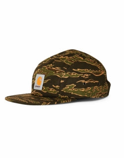 CARHARTT WIP Mens Backley Cap Camo