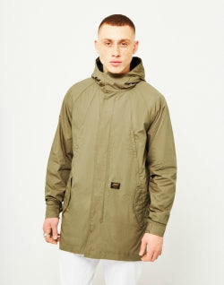 CARHARTT WIP Military Parka Green mens