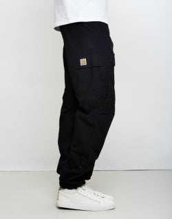 CARHARTT WIP Regular Cargo Pant Black mens