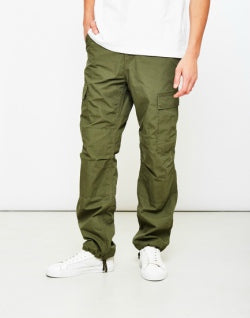 CARHARTT WIP Regular Cargo Pant Green mens
