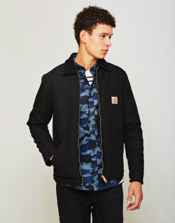 CARHARTT WIPDetroit Jacket Black