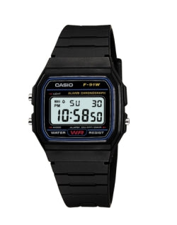 CASIO F-91W-1XY Watch Mens