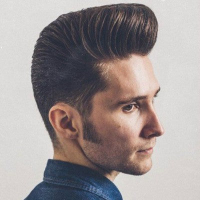 Classic Pompadour for men