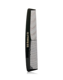 D.R. HARRIS Black Comb Small