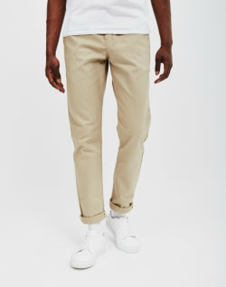 DICKIES 803 Mens Skinny Work Pant Tan