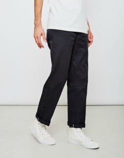 DICKIES 873 Mens Slim Work Pant Black