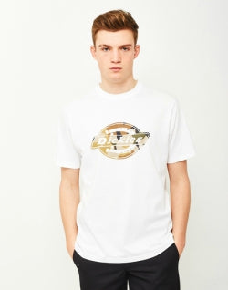 DICKIES HS One Colour T-Shirt White mens