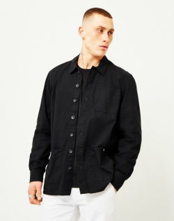 DICKIES Kempton Shirt Black mens