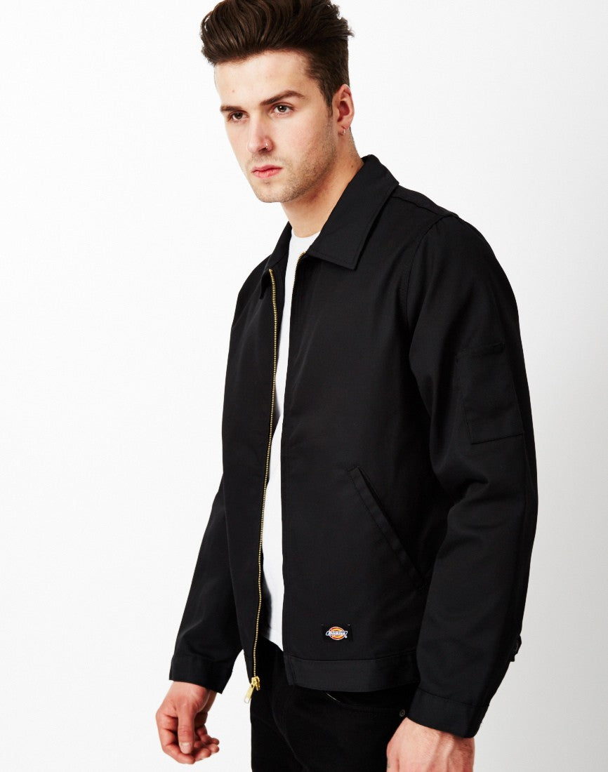 DICKIES Under Eisenhower Jacket Black mens