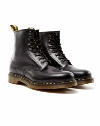 DR MARTENS Mens 8 Eye Classic Boot Black