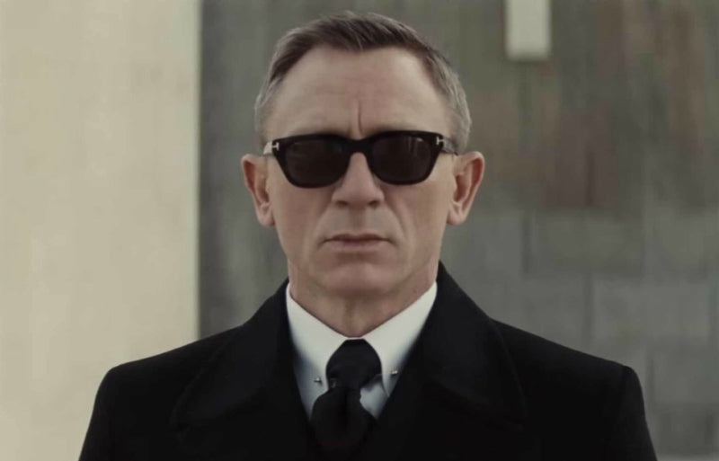 Daniel Craig Sunglasses Bond men