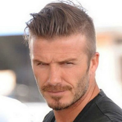 David beckham hair look