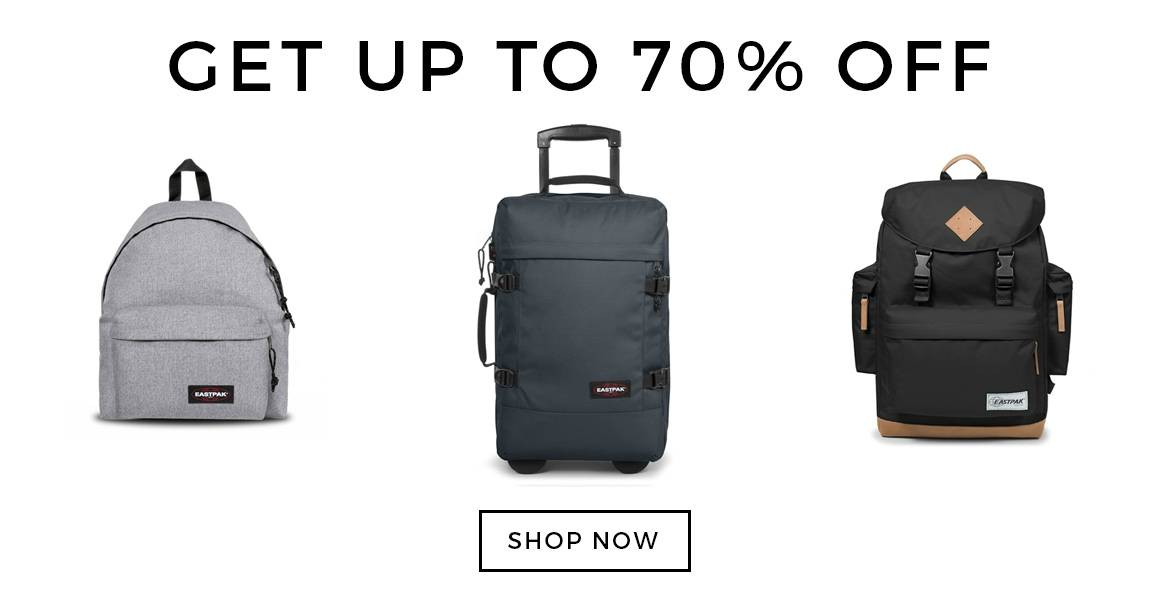 eastpak sales and discount vouchers