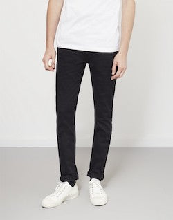 FARAH Drake Super Slim Fit Jeans Black