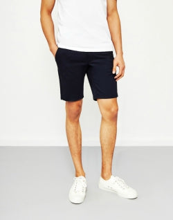 FARAH Hawk Chino Short Navy mens