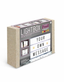 FIFTY GIFTS 50 Fifty Gift Light Box
