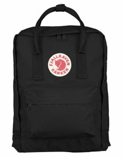 FJALLRAVEN Kanken Bag Black mens