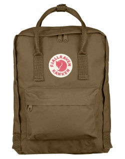 FJALLRAVEN Kanken Bag Brown mens