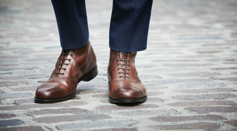 Grenson x Foot the Coacher-how-toclean-your-leather