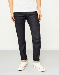 HAWKSMILL Japanese Selvedge Dry Loose Tapered Fit Jeans mens