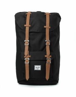 HERSCHEL Little America Backpack Black mens