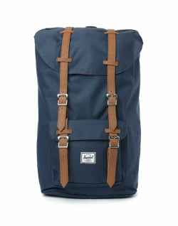 HERSCHEL Mens Little America Backpack Navy