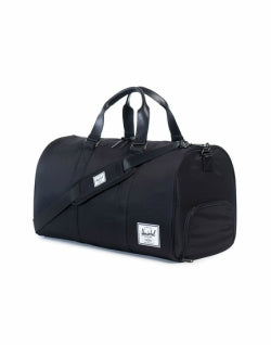herschel mens novel duffle bag black