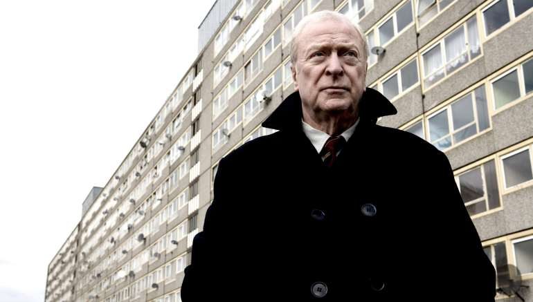 Harry Brown movie image Michael Caine