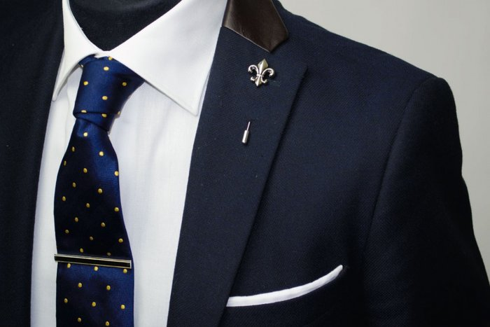 How To Attach A Lapel Pin Guide