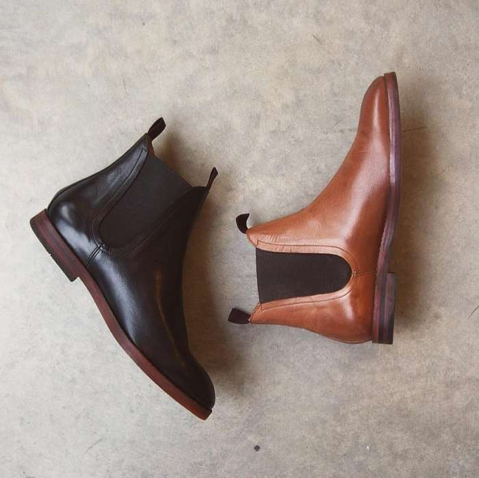 Hudson Creative Director Victoria Haddon – Tamper Chelsea Boots