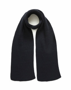 Idle-scarfs_Knitted-woollen-navy