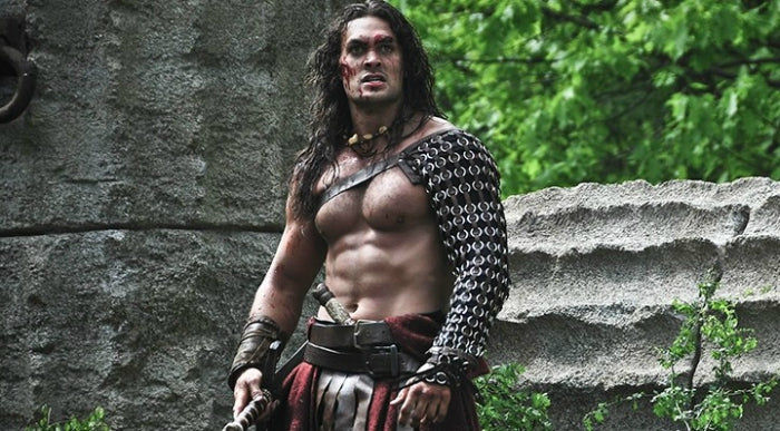 Jason Momoa gain muscle get ripped fast