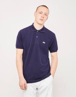 5c8c62f52f4877 LACOSTE L.12.12 Polo Shirt Navy mens