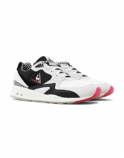 LE COQ SPORTIF R800 X T&C Checkers Trainer White Mens