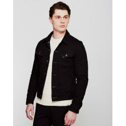 LEE 101 Lee Rider Jacket Black mens