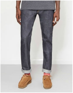 LEE 101 Rider Jeans Dry Blue Mens