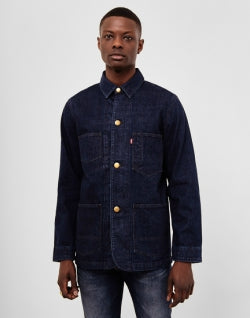 LEVIS Red Tab Selvedge Utility Coat for Men