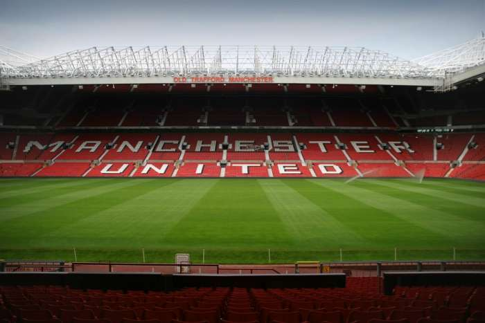 LiTek City Guide Old Trafford