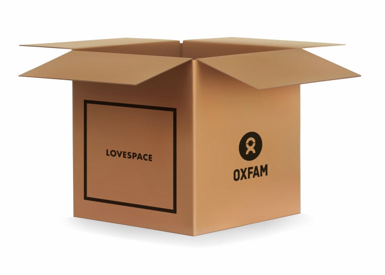 lovespace oxfam box
