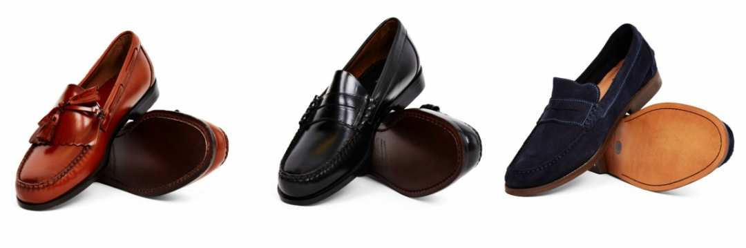 Mens Loafers in Various Colours