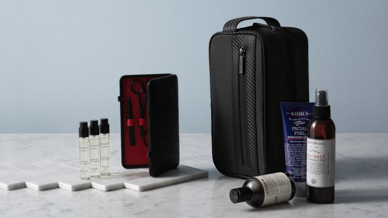 Mens Washbag Kit