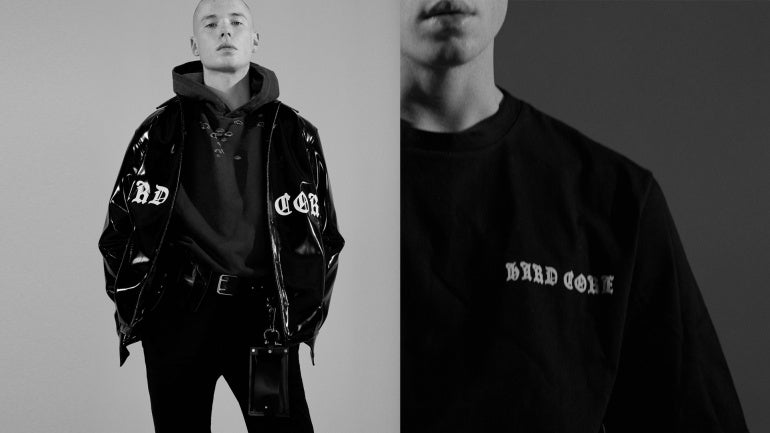Misbhv Hard Core FW16 Jacket and T-Shirt