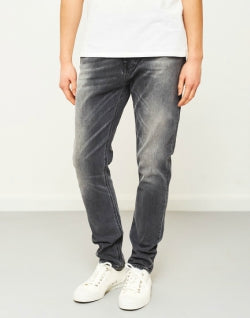 NUDIE JEANS CO Brute Knut Grey Ring Jeans mens