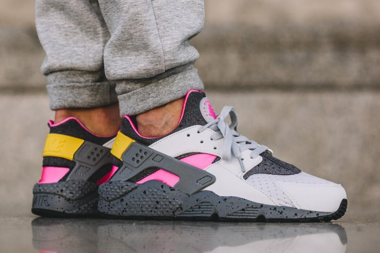 Nike Huarache retro colourway street style