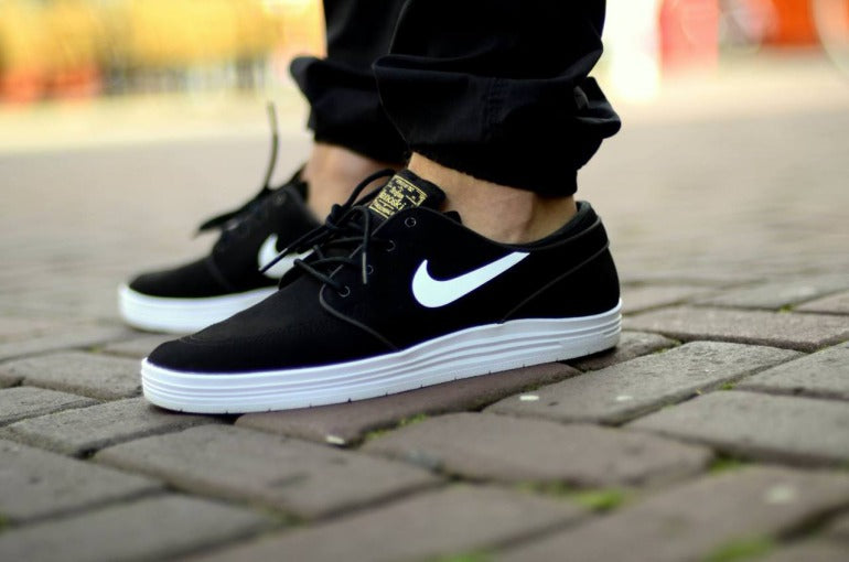 Nike Janoski Lunar On Foot